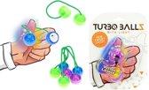 Turbo ballz met licht