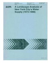 Landscape Analysis of New York City's Water Supply (1973-1998)