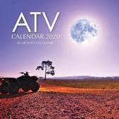 ATV Calendar 2020: 16 Month Calendar