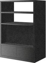 TV meubel ADRIE MDF Zwart V313
