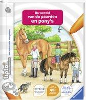tiptoi® boek De wereld van de paarden en pony's