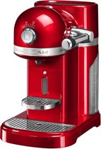Nespresso KitchenAid Artisan 5KES0503EER/3 koffiemachine - Empire Red