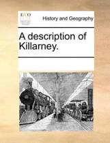 A Description of Killarney