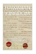 1843 Constitution of the Hawaiian Kingdom