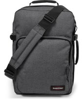 088f53c404c Eastpak Hatchet - Rugzak - met schouderband - Black Denim