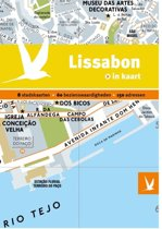 Dominicus stad-in-kaart - Lissabon in kaart