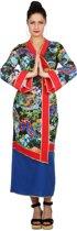 Geisha Kostuum | Serene Draak Geisha | Vrouw | Maat 40 | Carnaval kostuum | Verkleedkleding