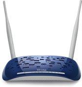 TP-LINK TD-W8968 - Wireless N300 ADSL2+ Modem Router - 300 Mbps