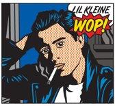 CD cover van Wop van Lil Kleine