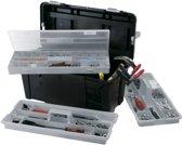 Kunststof gereedschapskoffer At Home T35