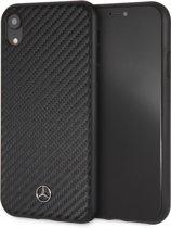 iPhone XR hoesje - Mercedes-Benz - Zwart - Dynamic Carbon