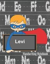 Levi Handwriting Notebook