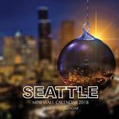 Seattle Mini Wall Calendar 2018