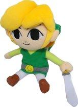 Legend of Zelda: Phantom Hourglass Link 30 cm Knuffel