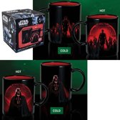 FANS STAR WARS ROGUE ONE - Death Star Heat Change Mug