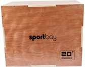 Houten Plyobox Sportbay® 3-in-1