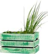 Waterkist green