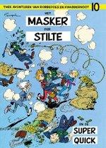 Robbedoes & Kwabbernoot: 010 Het masker der stilte