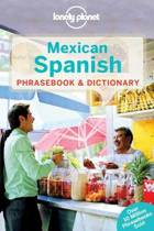 Omslag van 'Lonely Planet Mexican Spanish Phrasebook & Dictionary'
