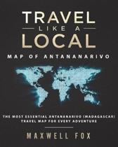 Travel Like a Local - Map of Antananarivo