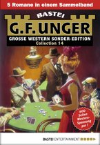 G. F. Unger Sonder-Edition Collection 14 - Western-Sammelband