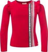 Looxs Revolution - Rood t-shirt - Maat 140