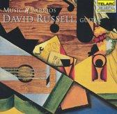 Music Of Augustin Barrios