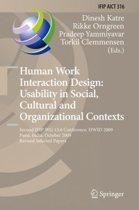 Human Work Interaction Design