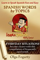 Spanish Words by Topics