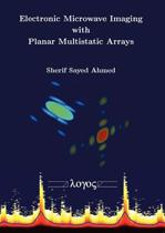Electronic Microwave Imaging with Planar Multistatic Arrays