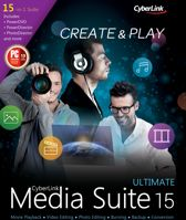 CyberLink Media Suite 15 Ultimate