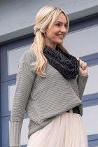 Bebe Au Lait Cotton Jersey - Verzorgingssjaal - kleur Park Avenue
