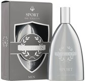 MULTI BUNDEL 3 stuks Instituto Espanol Posseidon Sport Men Eau De Toilette Spray 150ml