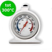 DANCHEFF Oventhermometer - RVS - Keukenthermometer