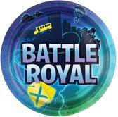 Battle Royal bordjes ø 23 cm. 8 st.