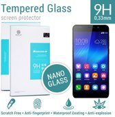 Nillkin Screenprotector Tempered Glass Huawei Honor 6 Plus - 9H Nano