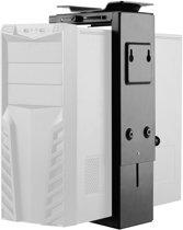 NewStar NM-CPU100BLACK - PC houder voor bevestiging aan bureau - zwart