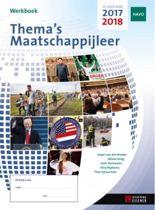 Thema's Maatschappijleer voor HAVO 2017-2018 werkboek