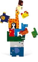 Janod Stapelpuzzelspel dieren