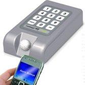 Mobeye Argos i200 GSM Alarmsysteem detectie van inbraak/beweging & temperatuurwaarden