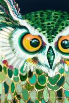 ''Newt'' by Jennifer Moreman: Bold Owl 120 Page Wide Rule Notebook by Artist