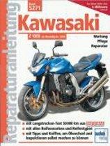 Kawasaki Z 1000 ab Modelljahr 2003