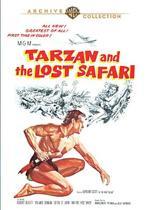 Tarzan And The Lost Safari (dvd)