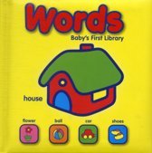 Baby's First Library Words