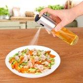 ProKitchen - Olijfolie sprayer - Olijfoliepomp - Olijfolie flesje - Olieverstuiver - Oliespuit - BBQ accesoires - BBQ sprayer - Picknicken