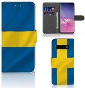 Bookstyle Case Samsung Galaxy S10 Zweden