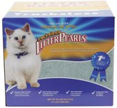 Crystal Clear Litter Pearls Tracks-Less Kattenbakvulling - 18.6 Liter - 8.9 kg
