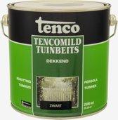 Tenco Tencomild beits dekkend zwart 2,5 l