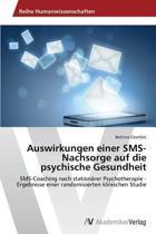 Auswirkungen Einer Sms-Nachsorge Auf Die Psychische Gesundheit