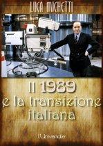 Il 1989 e la transizione italiana